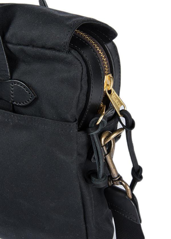 Filson - Tin Cloth Original Briefcase in Black