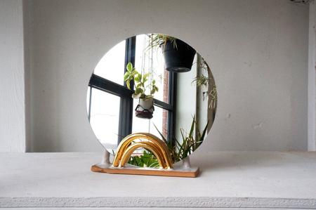 The Object Enthusiast Circle Mirror