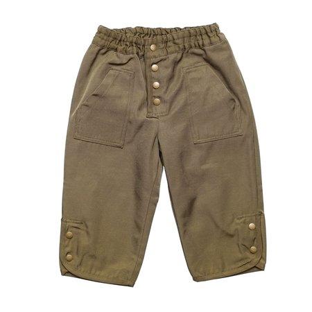 KIDS East End Highlanders Military Pant - Olive