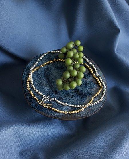 Ora-C ELVIRE necklace - silver