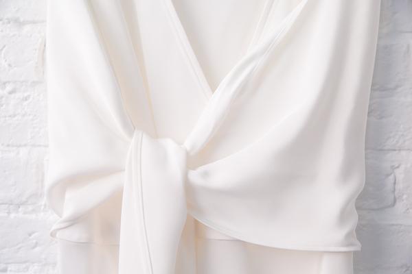 alasdair cross back dress
