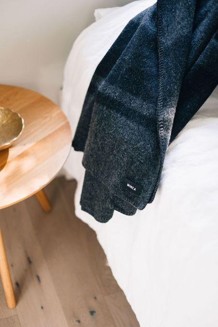 MINCA CAMP Blanket - Stripe
