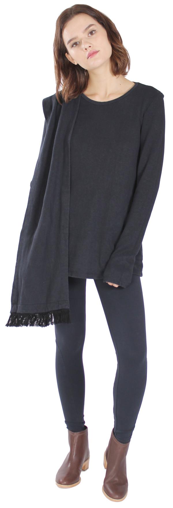 Prairie Underground Scarf Sweatshirt