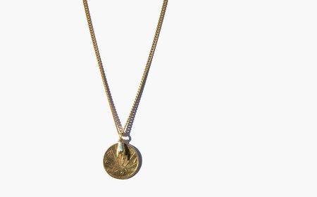Kindred Black The Golden Sentinel Necklace