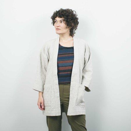 Curator Jules Cardigan - Mushroom