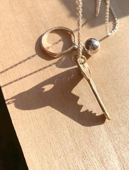 Open House Projects Key Necklace