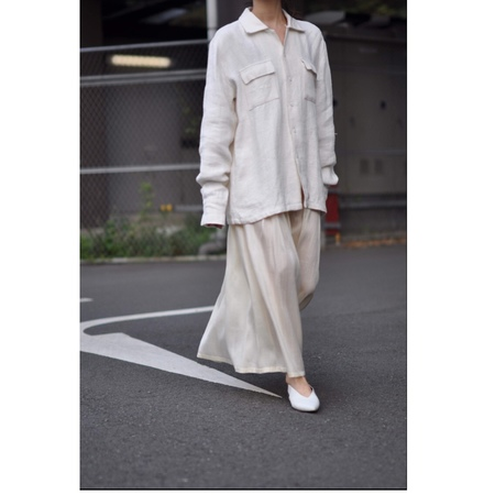 rosey stone MALI shirt - white
