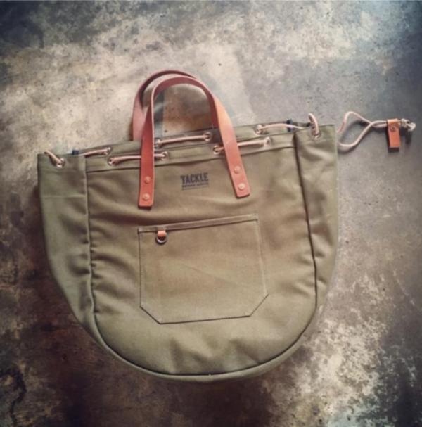 Tackle Instrument Cinch-Tite Snare Bag