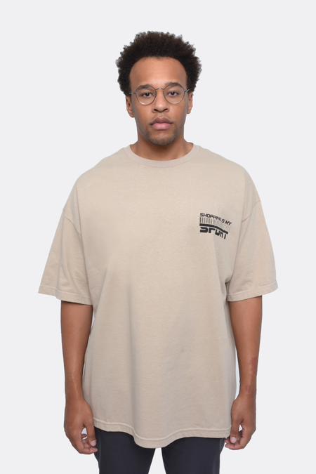 The Celect Sport T-Shirt - Sand