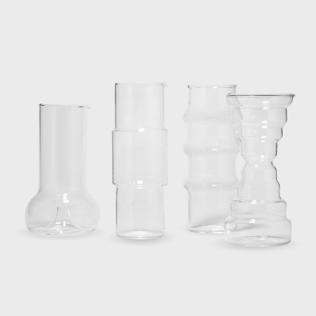 curated by. Aiguafreda Glass Pitchers
