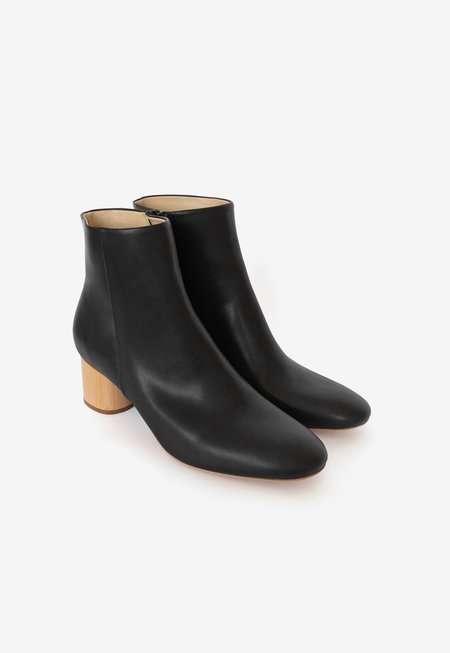 Sydney Brown Low Ankle Boots