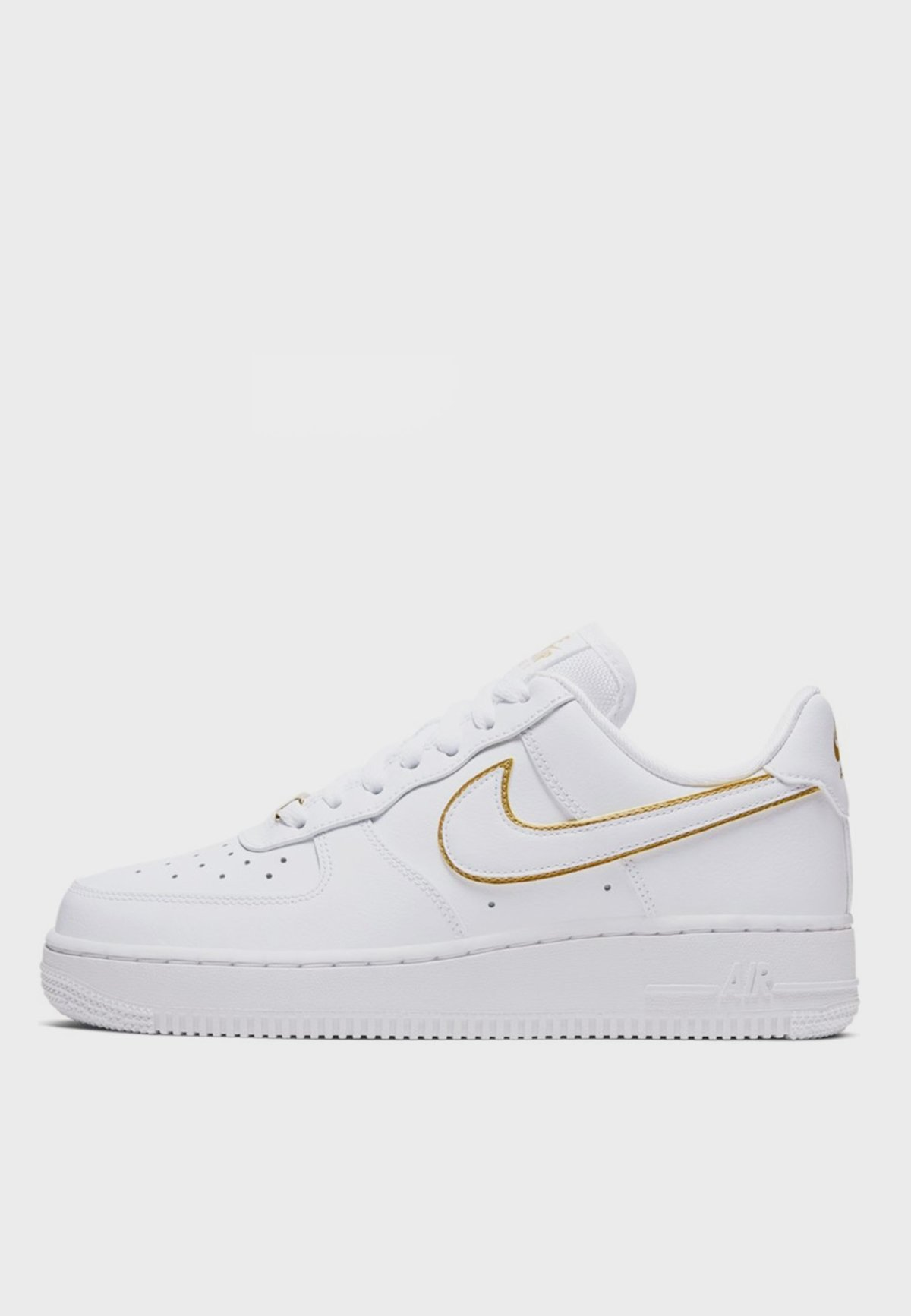 nike air force 1 07 essential argento
