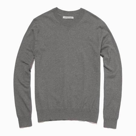 Outerknown T-Shirt sweater - Heather grey