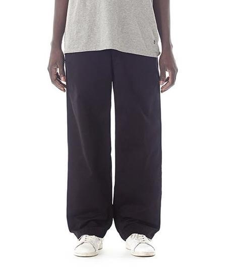 Sandinista MFG B.C. Chino Pants Wide - Black