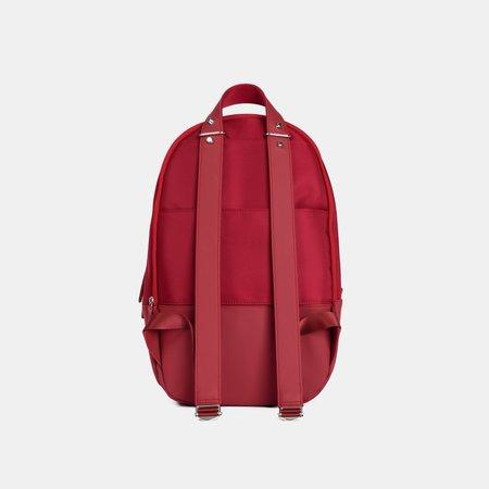 Haerfest Travel Nylon Backpack - red