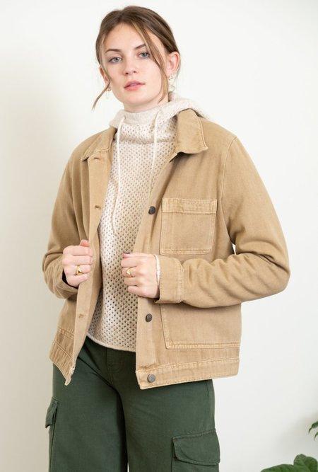 Azalea London Workwear Jacket - Khaki