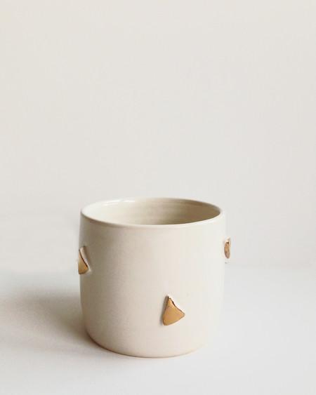 Helen Levi F&F Exclusive Triangle ceramic planter