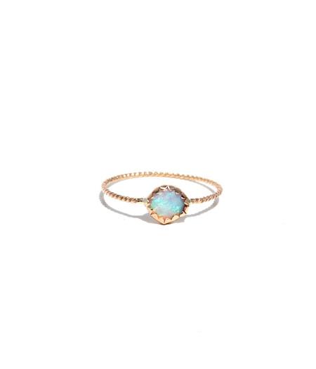 Lumo Gold Opal Ring