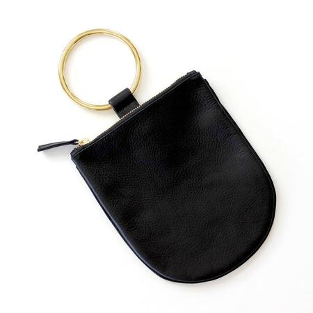 Myers Collective Medium Ring Pouch - Black