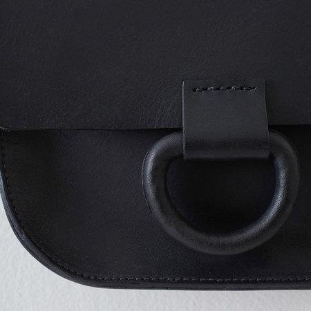 Crescioni Mini Logan Bag - Black
