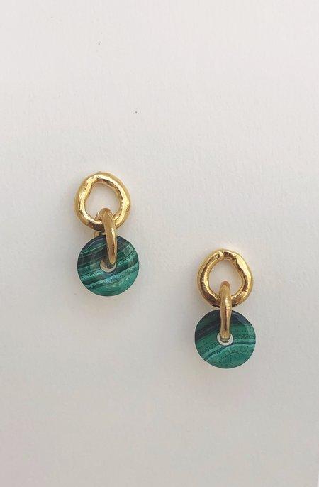 Mercurial NYC Chain Link Earrings