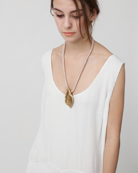 Cave Collective Oyster Choker Necklace F&F Exclusive