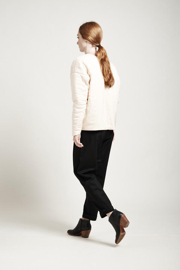 Suzanne Rae Padded Sweatshirt