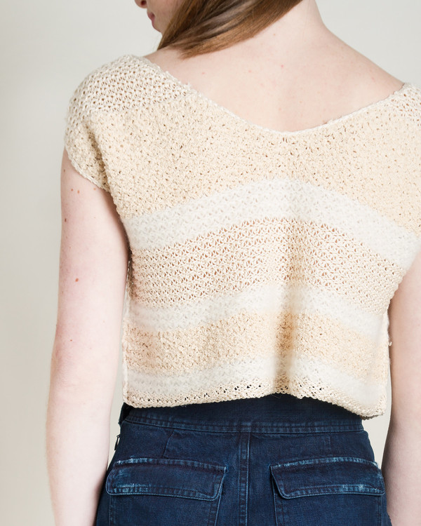 Rachel Comey Shell Knit Top