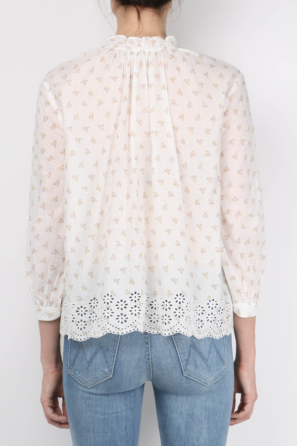 Ulla Johnson Louise Blouse