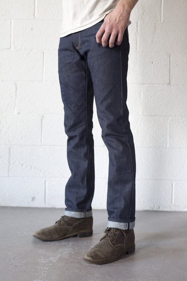 Men's Red Clouds GN.02 Selvage Denim Pants
