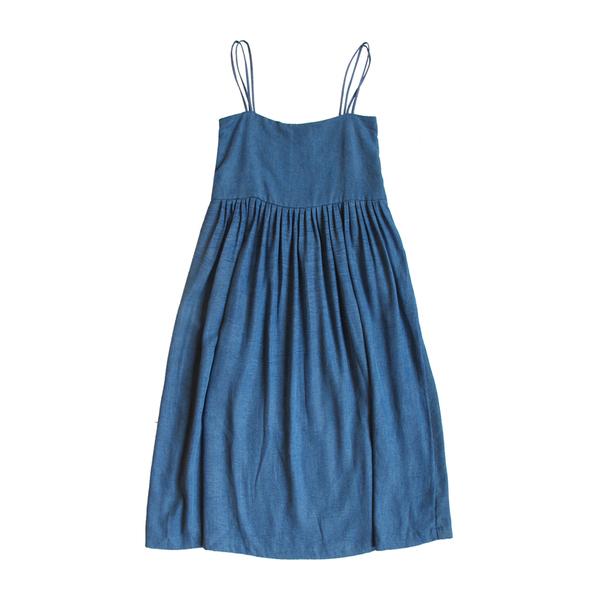 FIRSTRITE SUN DRESS - DENIM