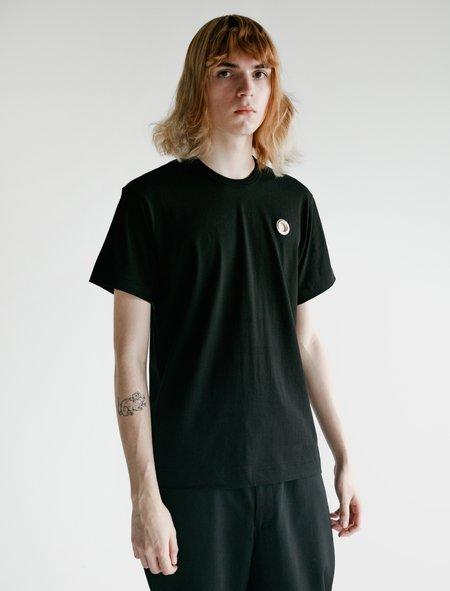 Comme des Garçons Homme Deux Cotton T-Shirt - Black