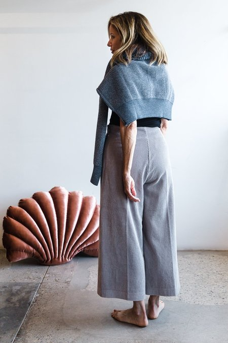 Year One Cord Culotte - Cloud