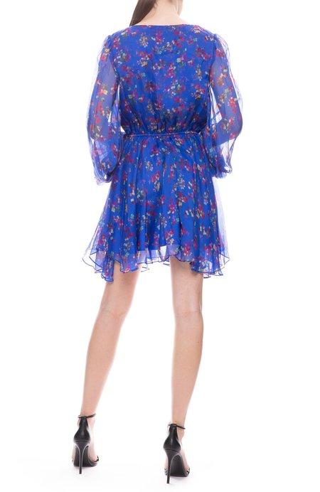 CAROLINE CONSTAS Olena Dress - blue