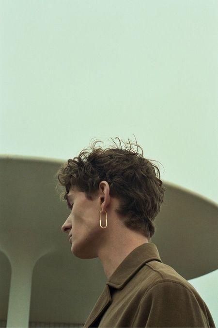 Maria Black Chance Earring