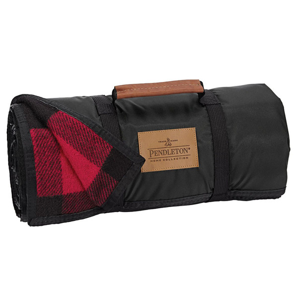 Pendleton Roll Up Blanket in Rob Roy Plaid