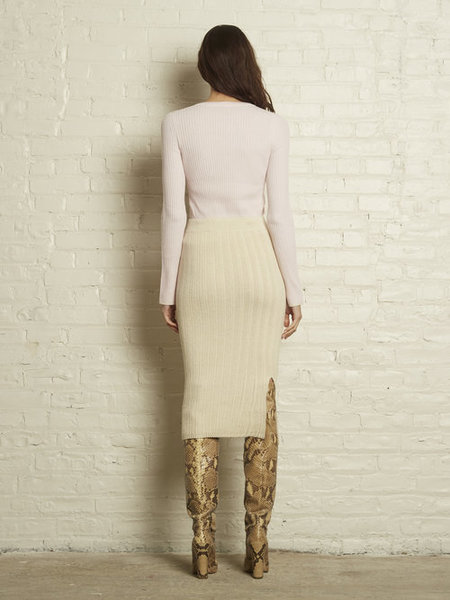 ELEVEN SIX Ava Knit Skirt