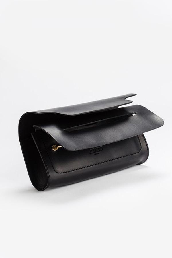 AANDD Leather Double Clutch