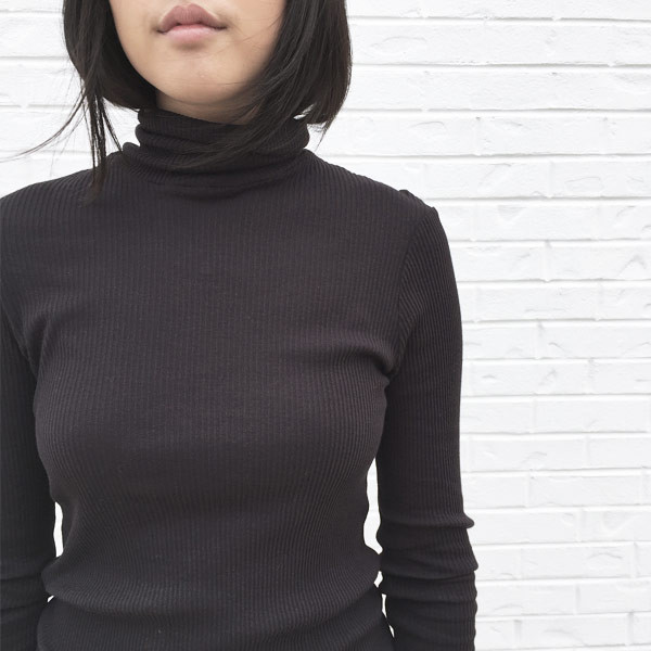 Lacausa - Rib Turtleneck