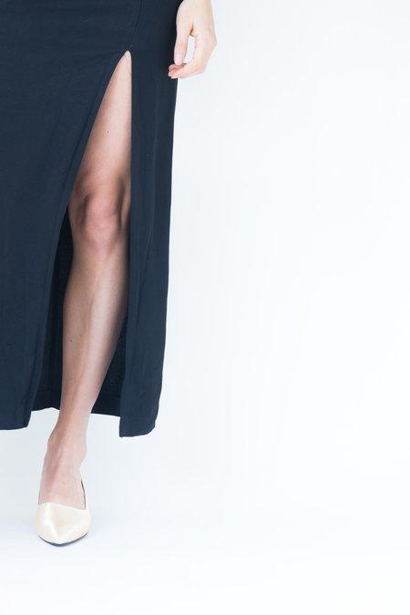 Backtalk PDX Vintage Block Bondage Dress - Black