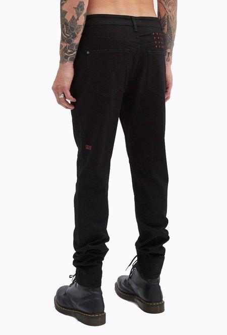 Ksubi Wolf Gang Laid Jeans - Black