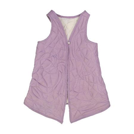 Kids Petit Mioche Organic Quilted Vest