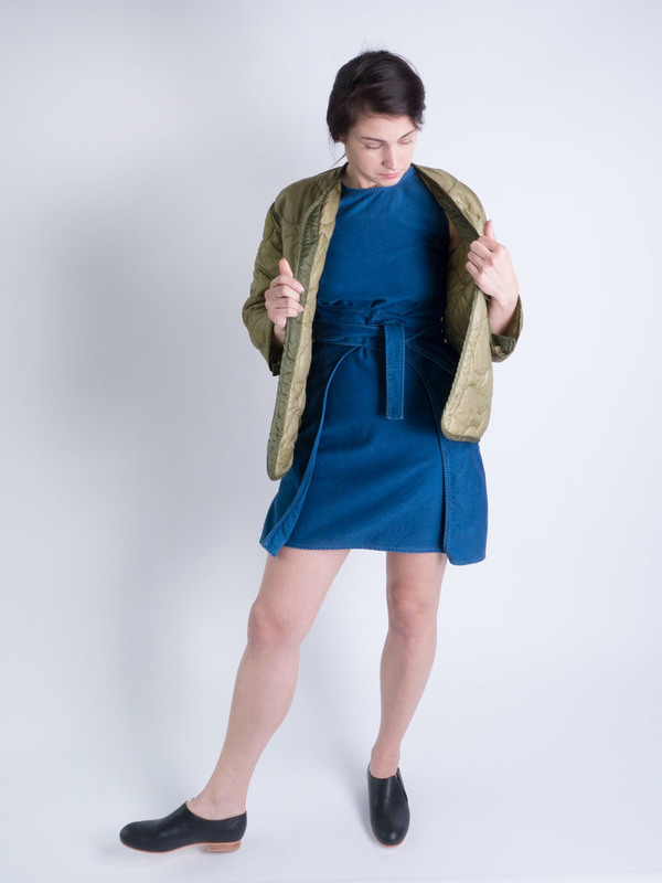 duo nyc,vintage,military jacket DUO NYC Vintage Liner Jacket