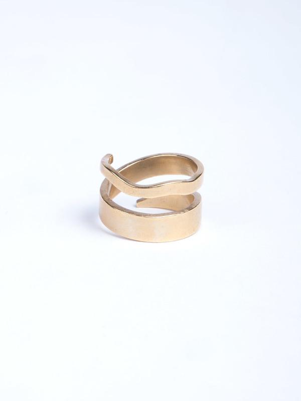 Stvdio Brooklyn Louisa Wrap Ring