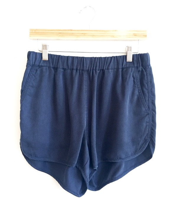 Bridge & Burn Luca Shorts - Navy
