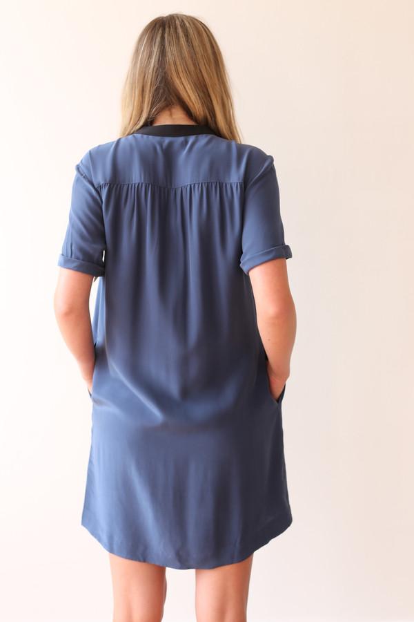 FRAME Denim Le Flutter Dress