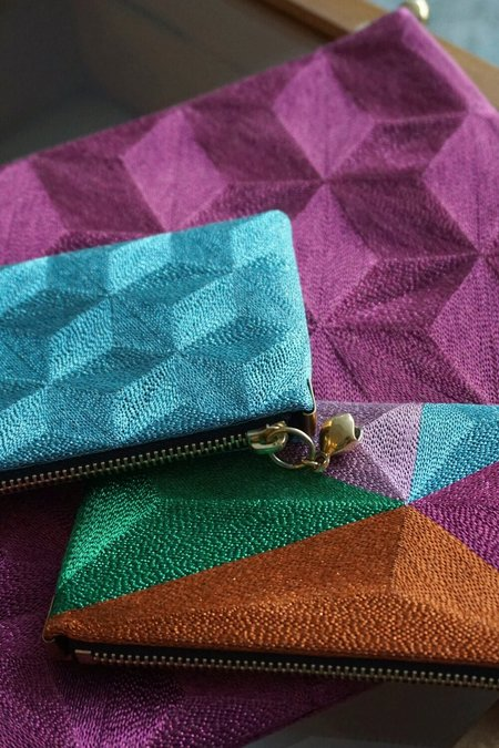 Anne Grand-Clément EXTRA SMALL WALLET