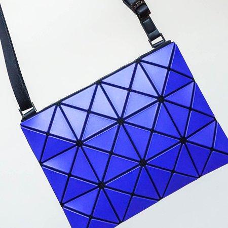Issey Miyake Bao Bao Lucent Matte Crossbody Bag - Purple