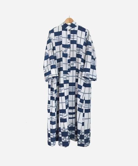 COATZ Solent Dress - Blue