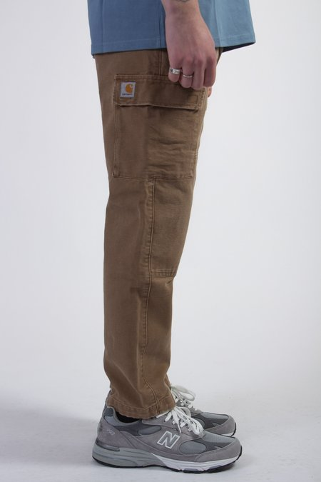 CARHARTT WIP Keyton Cargo Pant - Brown